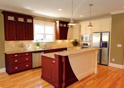 kitchen cabinet renewal service